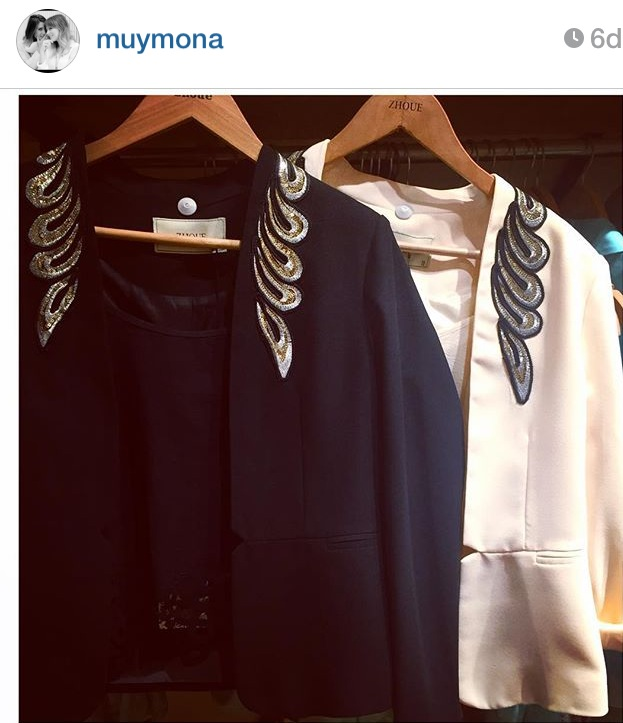 Instagram fashion in Buenos Aires
