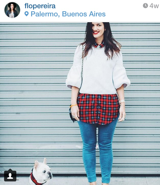 women's fashion blogger