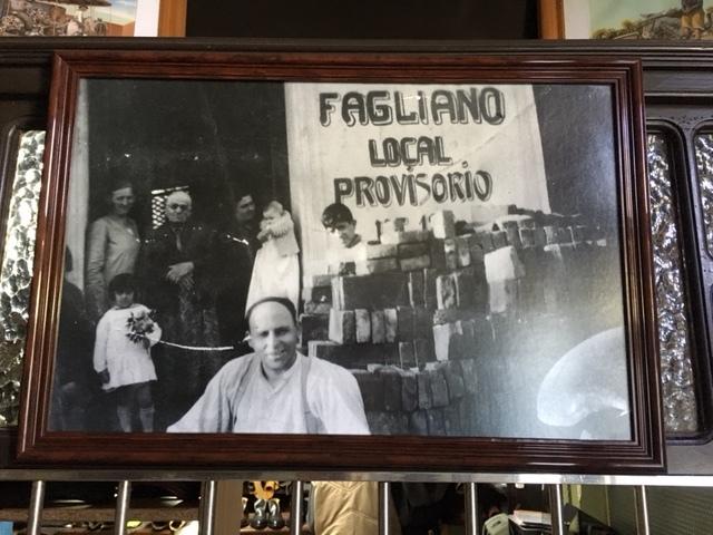 The Fagliano family