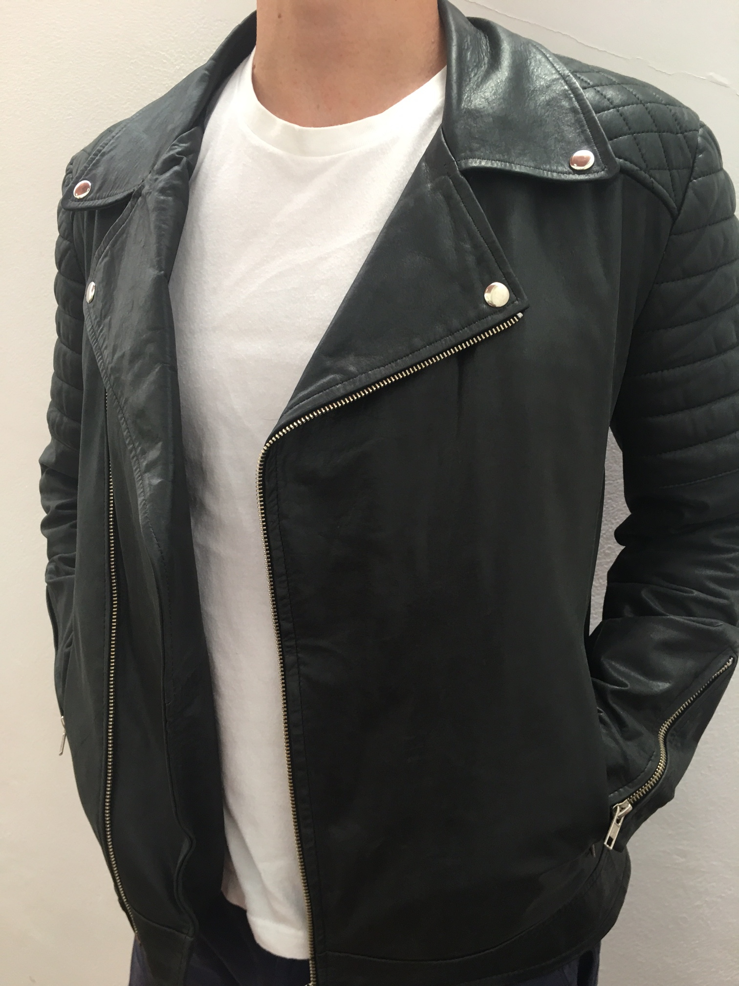 men's leather jacket Buenos Aires