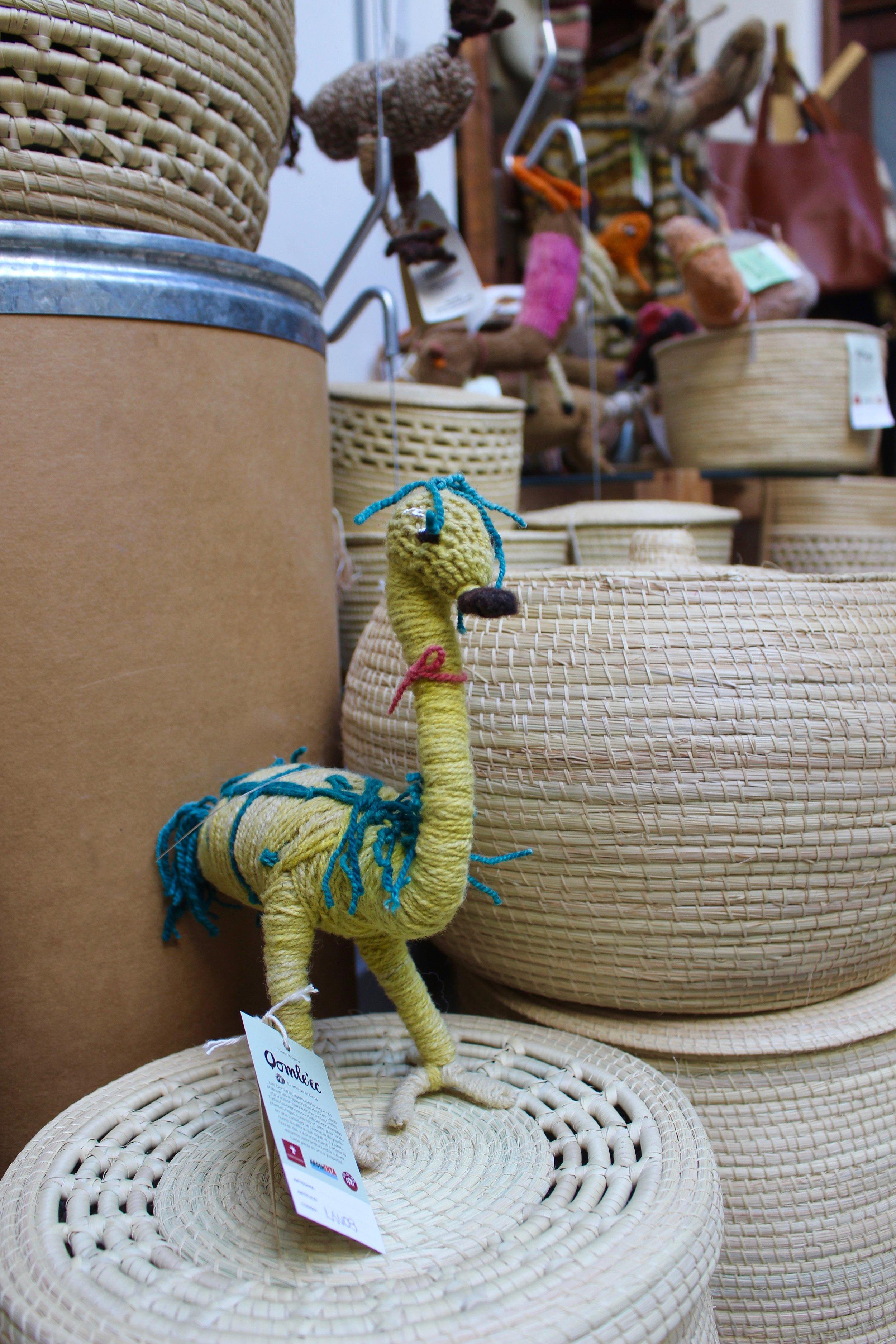 Handmade Wool Animal
