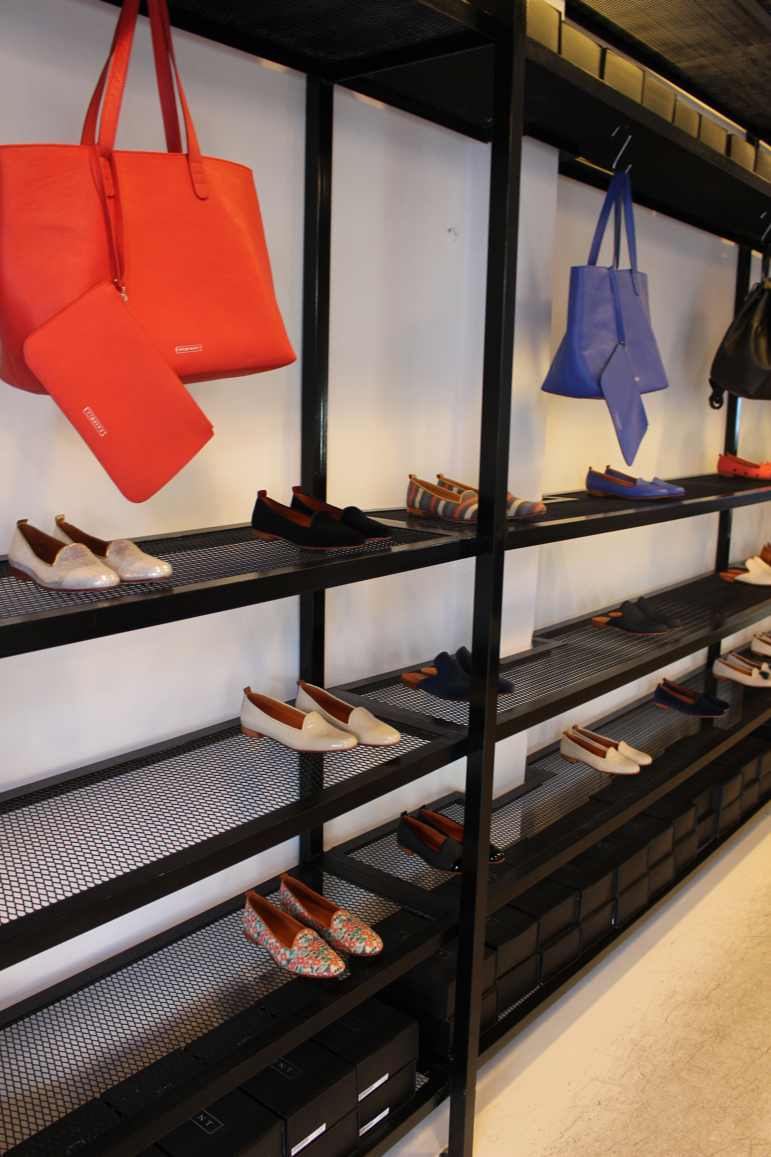 Argentinian leather handbags and shoes