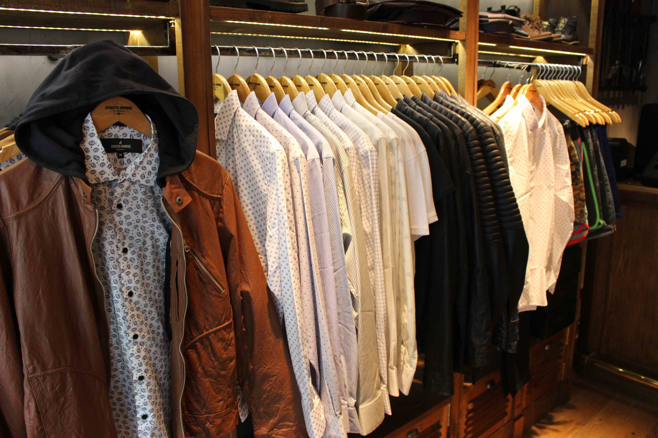 Argentine menswear designers