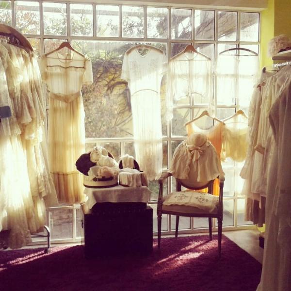 vintage clothes boutique Buenos Aires