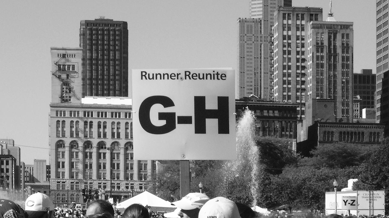 Chicago Marathon 2004