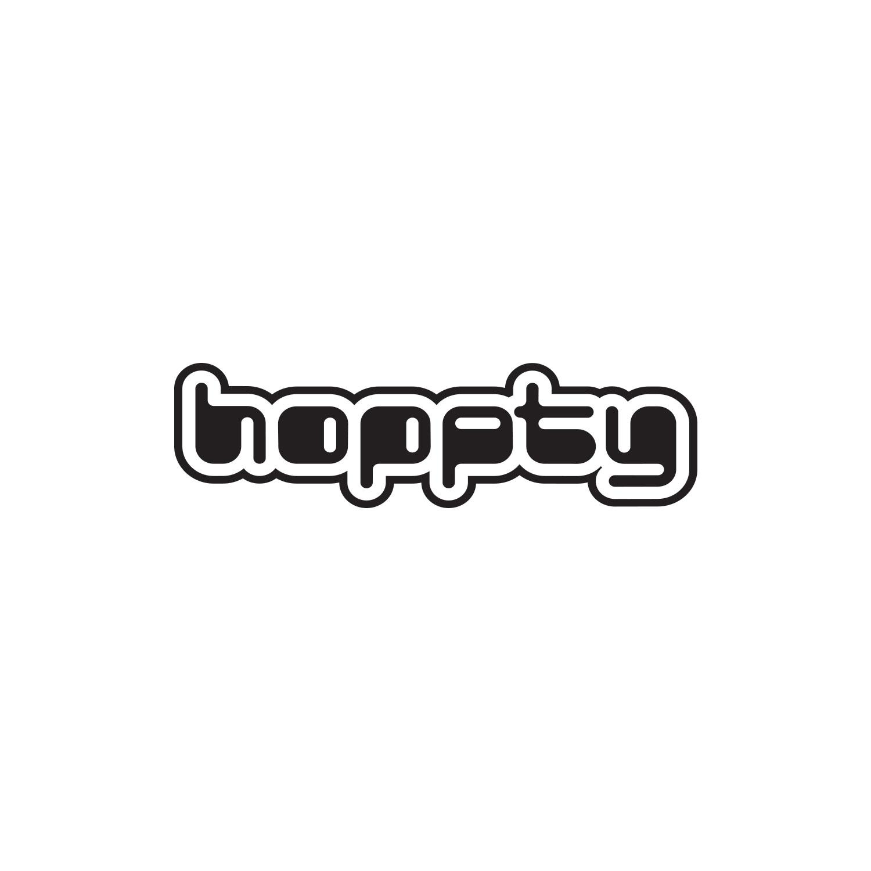 Hoppty Logo 2001