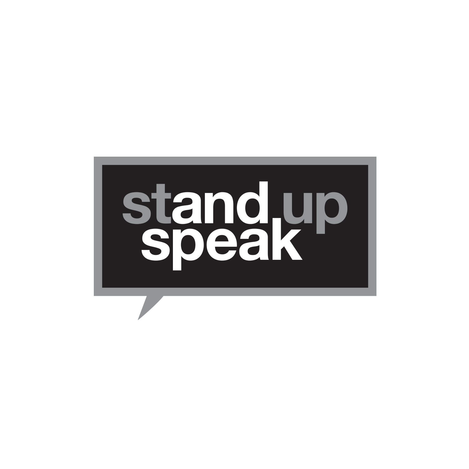 Stand-up and Speak