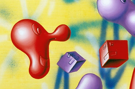 Kenny Scharf -  Objects.jpg