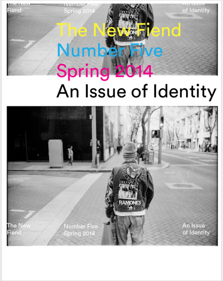 The New Fiend Volume V: An Issue of Identity