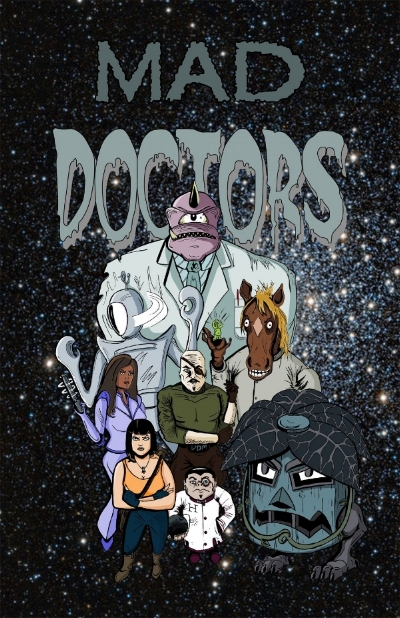 Mad Doctors #1