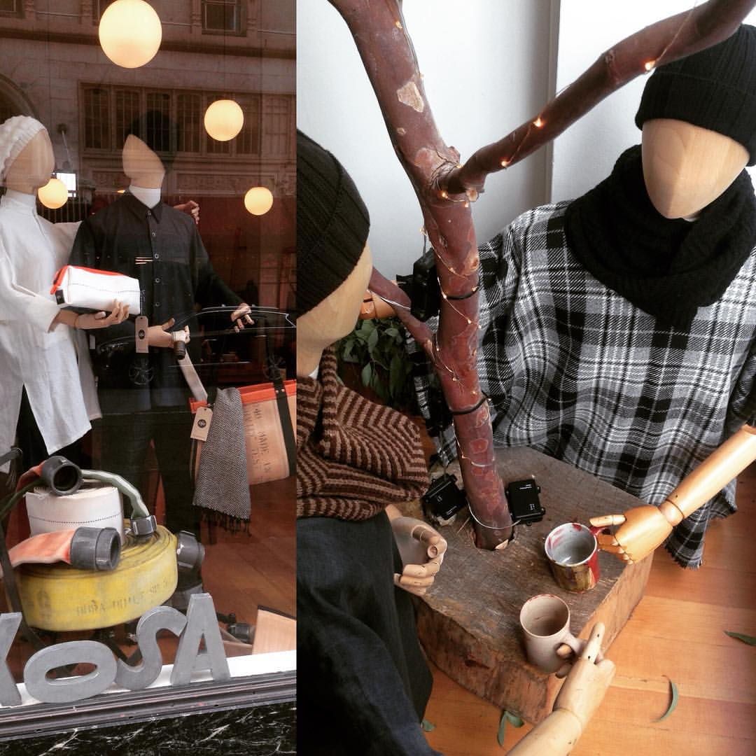 Kosa is open Saturday + Sunday!!! Artisan goods for home, body & heart. #sfbayarea #supportlocalbusiness #oxgut #kosaarts #thisisoakland #19thstreetoakland #myrrhia #artisan #vintagepottery #indigohandloom #repurpose  (at KOSA ARTS)