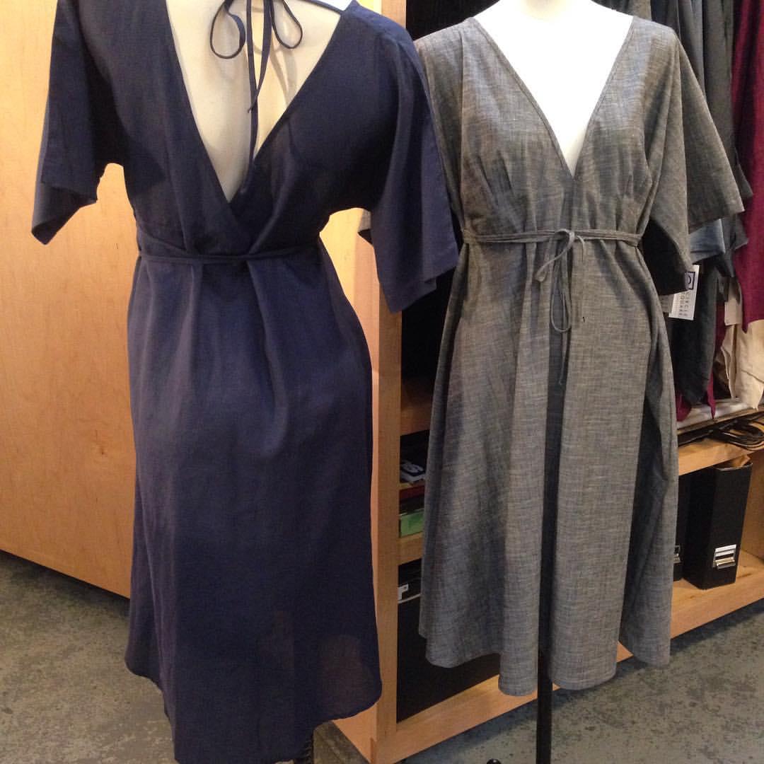 Showing our Musubi Wrap dress at Oakland's Art Murmur tonight!