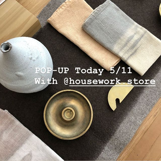 POP-UP ✨ Today at KOSA 12-6  with @housework.store So many 💚holistic pieces for home and body!  ThoughtFUL gifts for MOM❤️ . . . #mothersdaygifts #popup #natural #minimalstyle #popupshop #holisticliving #ecohome #kosaarts #houseworkstore #organic #smallbatch #sustainablefashion #slowfashion #ecostyle  #cookware #naturalstyle #sustainablestyle #shopoakland #oaklandboutique #shoplocal #consciousconsumer