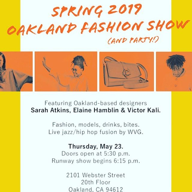 SHOW TIME TONIGHT!!! Thank You @gensleroakland for hosting Oakland Designers, Musicians and Chefs for this special event!!! Thank you for engaging The Town!!!✨. Honored to be showing with @martine_usa @kalimade_garments @doriemeister Come out and enjoy the evening!!! . . . #gensleroakland #genslerdesign #oaklanddesigners #bespoakland #oaklandfashion #oaklandboutique #shopoakland #fashionshow #architectanddesign #spacedesign