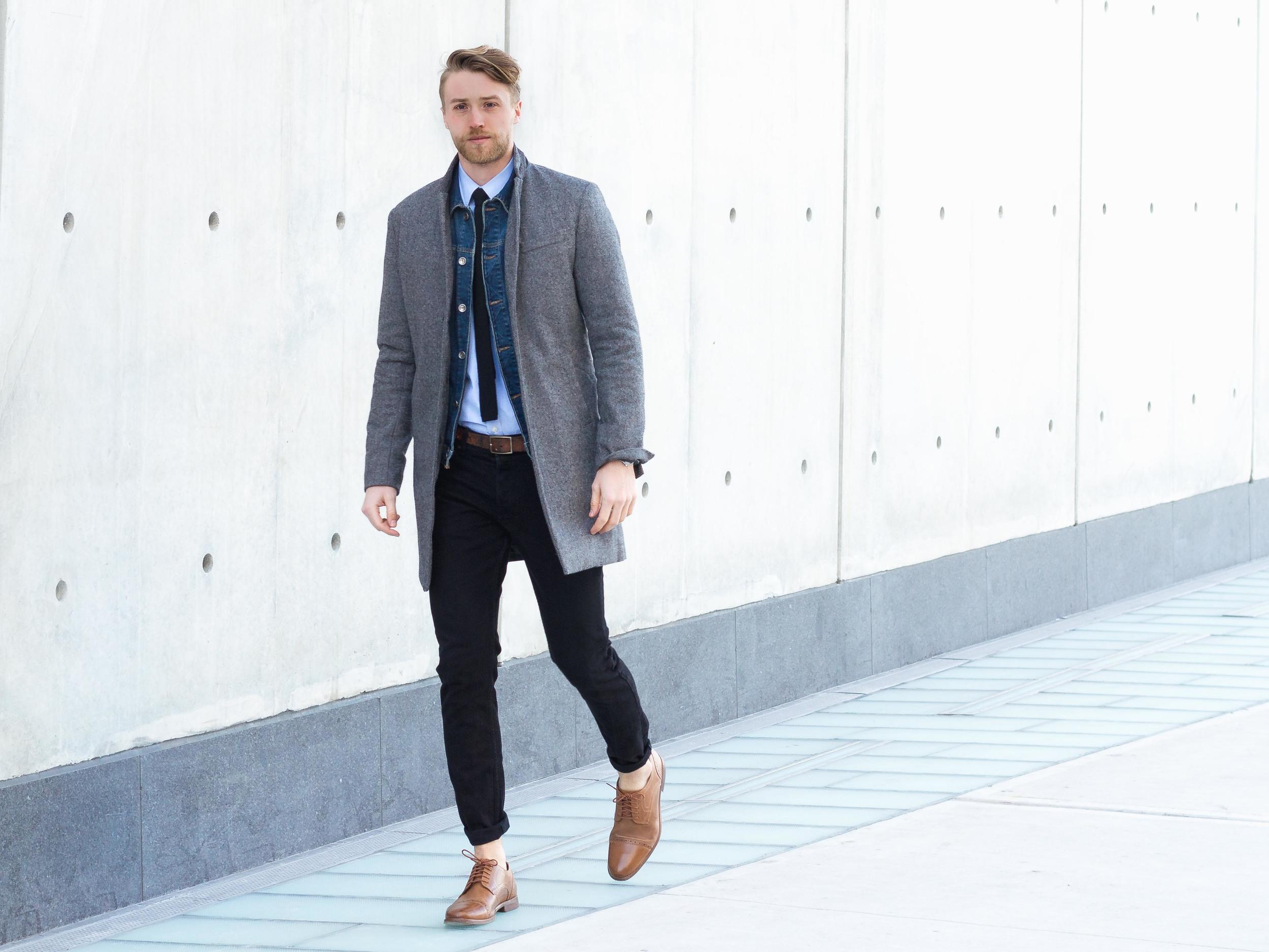menswear the cuff fashion