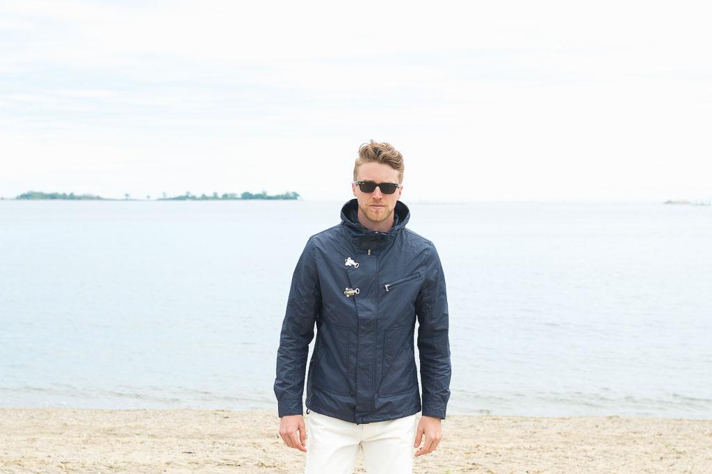 nautica fisherman's jacket