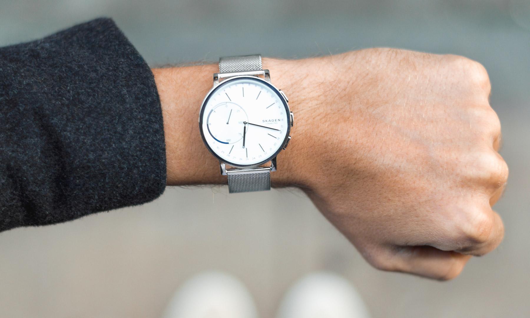 skagen connected smart watch