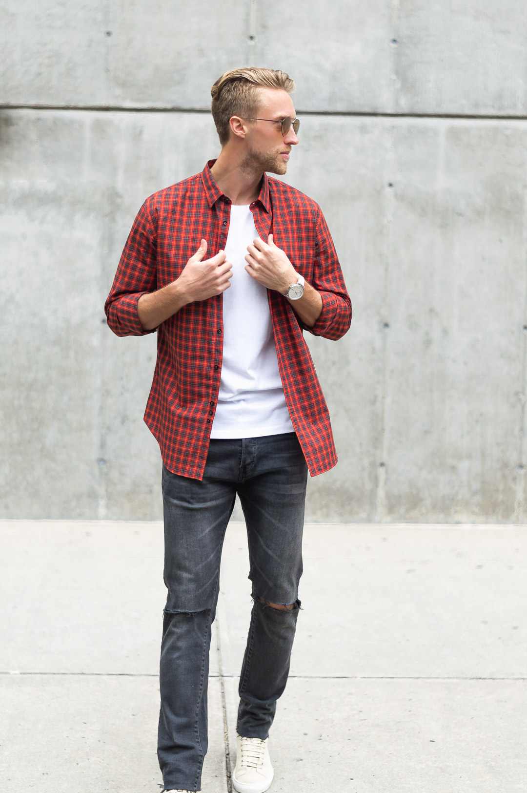 the cuff men's style blog