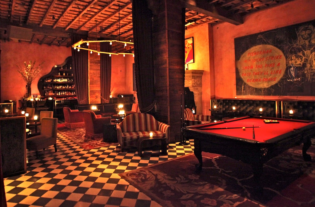 rose bar gramercy park hotel
