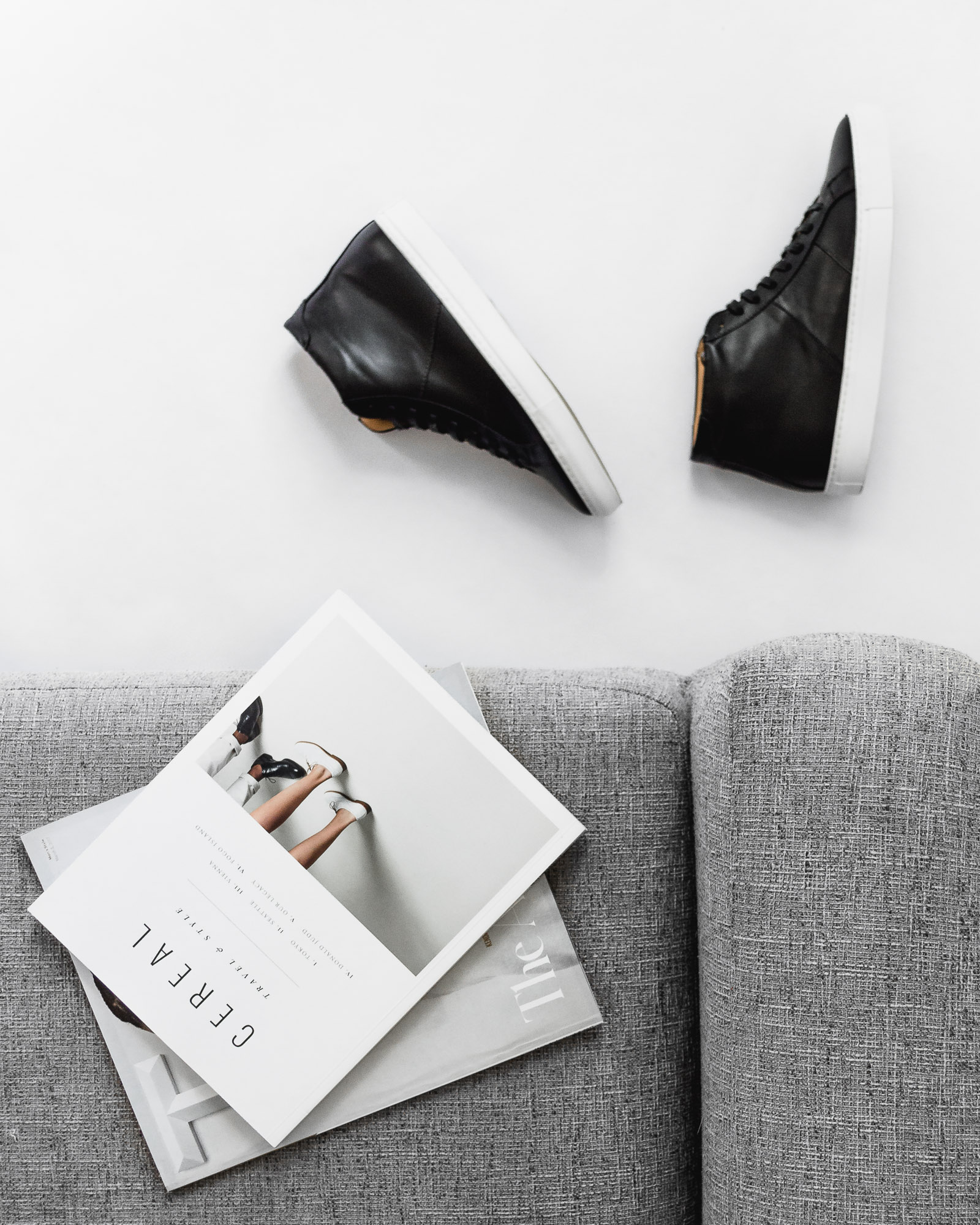 greats brand royale high nero sneaker