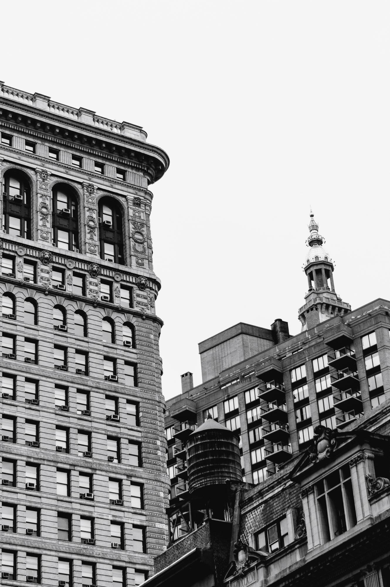 nyc flatiron building fifth avenue