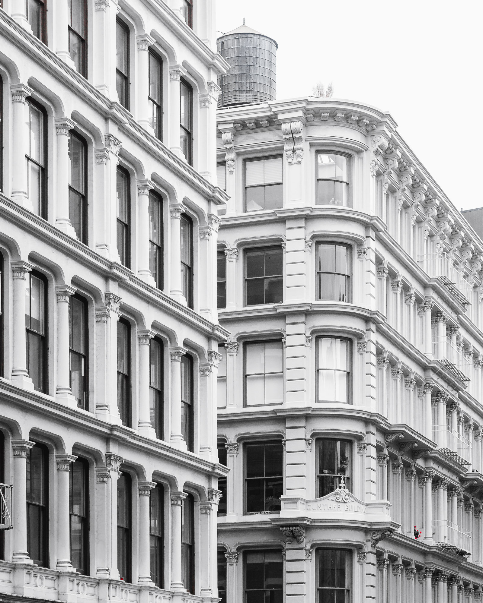 gunther building soho manhattan nyc new york city