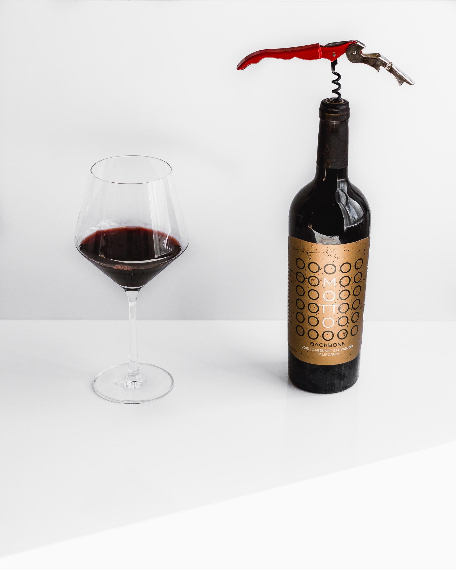 backbone cabernet sauvignon motto wines