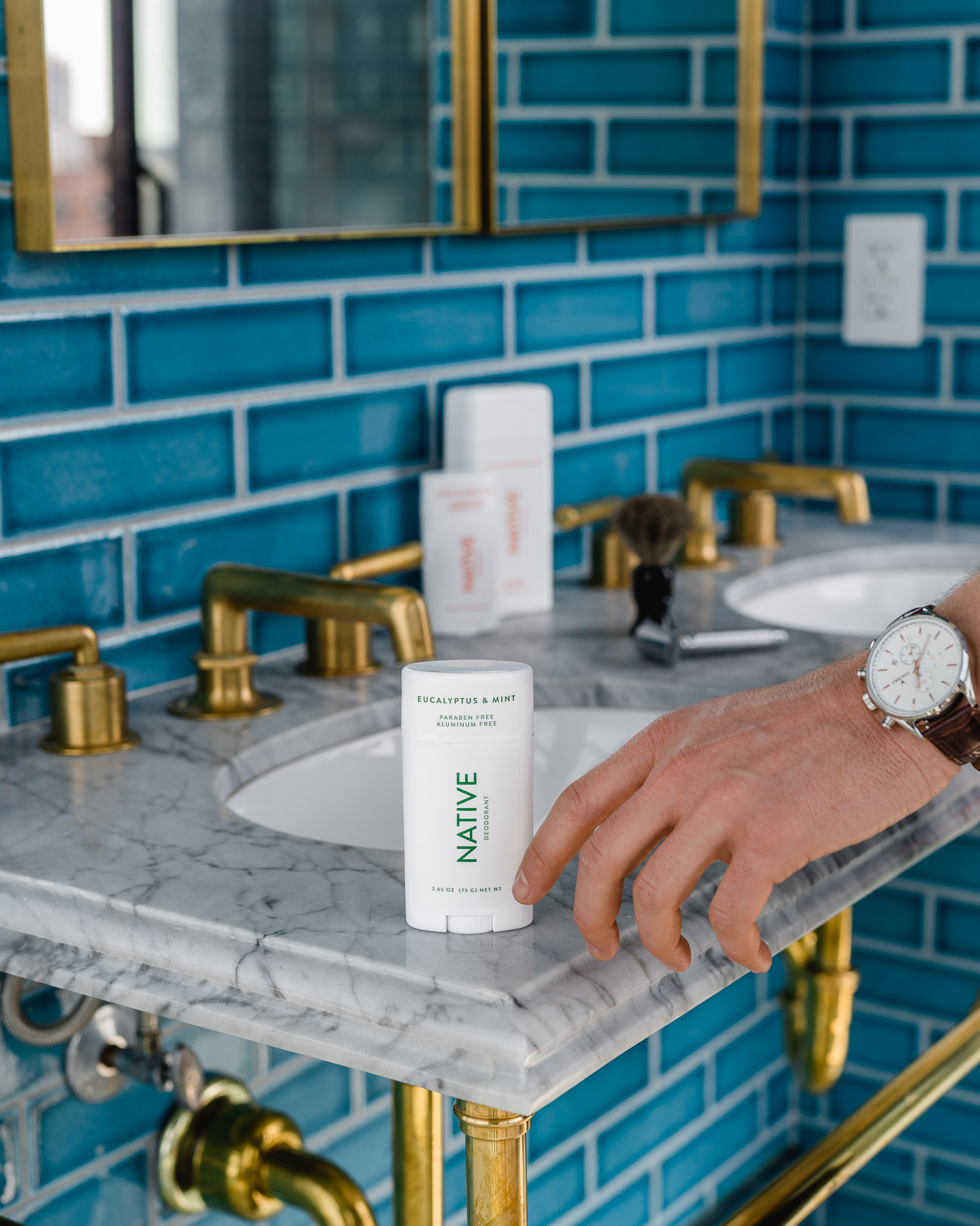 Native Deodorant — Grooming — THE CUFF
