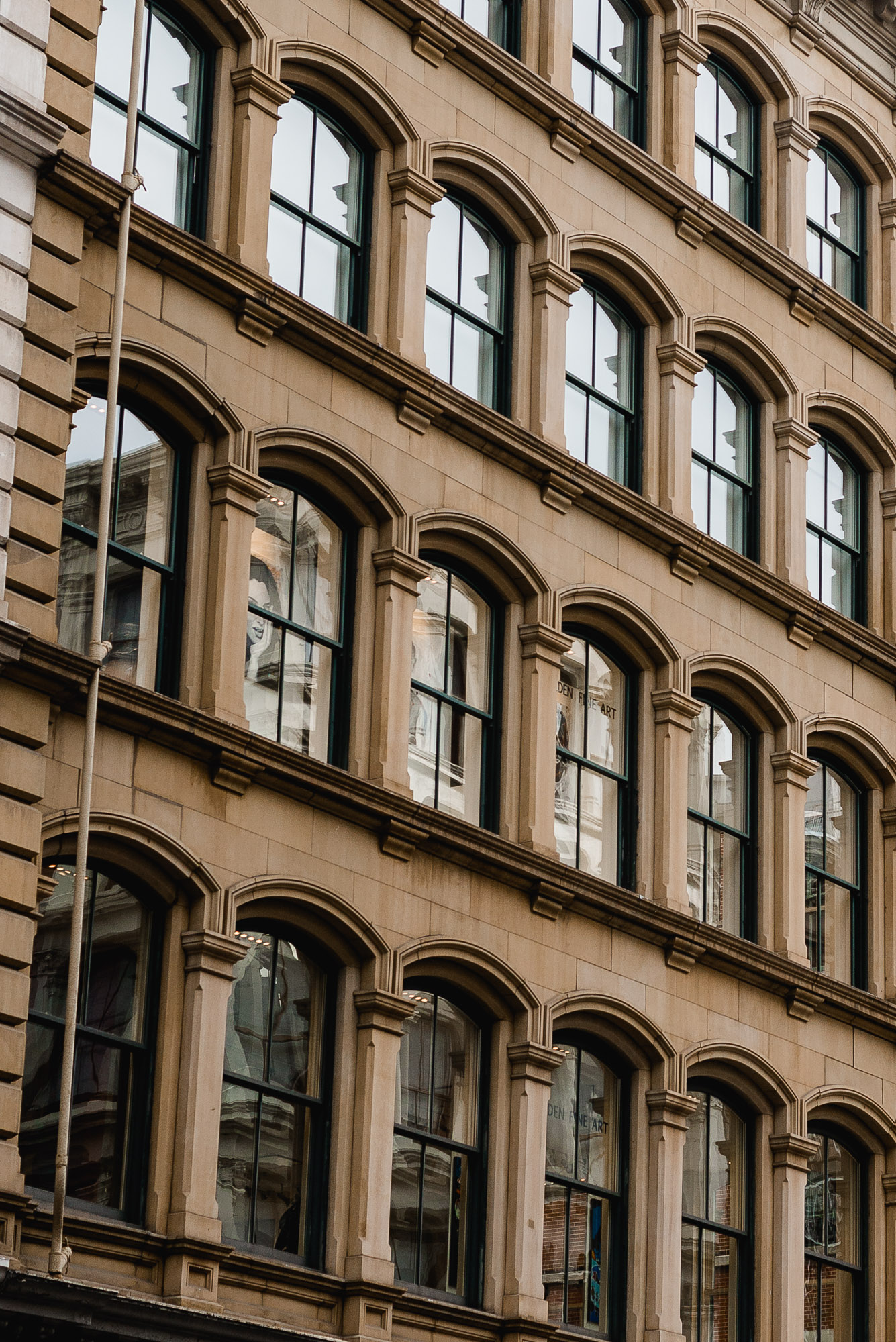 soho manhattan nyc new york city the cuff