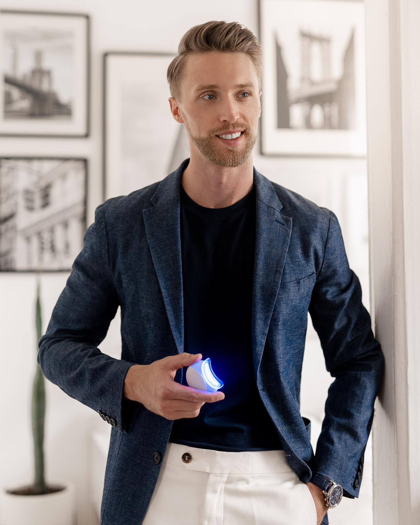 ARC Teeth Whitening LED Blue Light