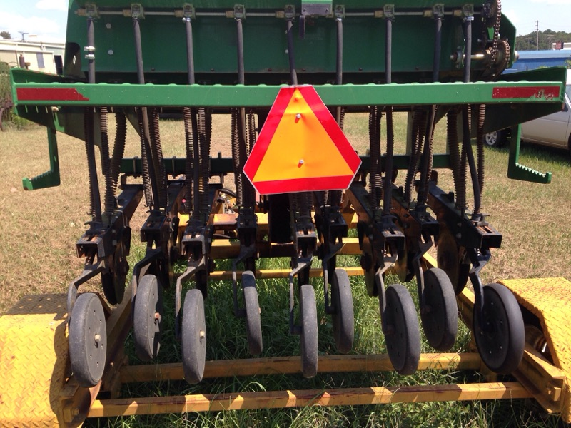 The District owns a no-till drill that is available to rent for $15/acre.