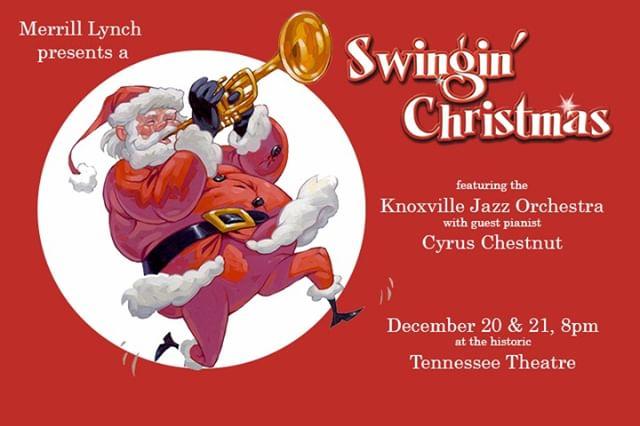 2 Nights of Swingin' Christmas Next Week!