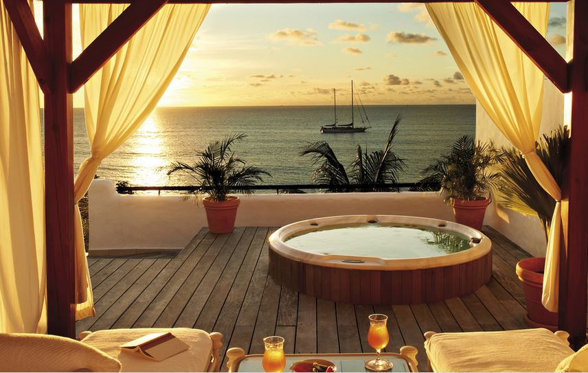 Set beside St. Martin's finest beach, lapped by the Caribbean Sea, Belmond La Samanna is the ultimate luxury resort. Constantly ranked among the Caribbean's top ten hotel retreats, it is a garden paradise in which to enjoy an al fresco massage, or lie in a hammock, lulled by the waves.
