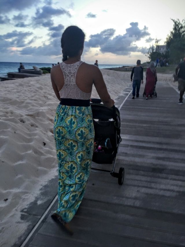 Fitness-Barre.com walking in Barbados