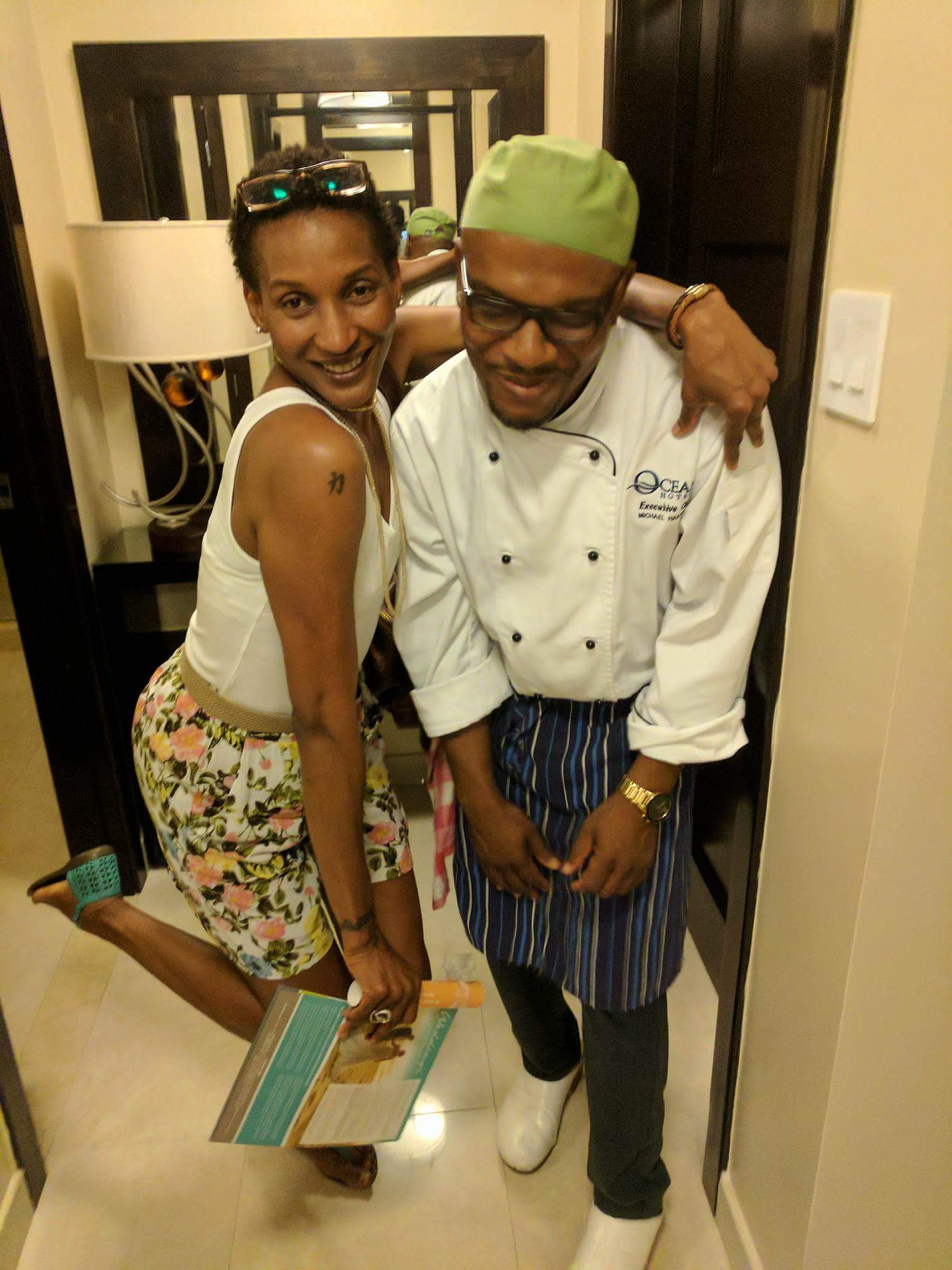 Chef and Moi !