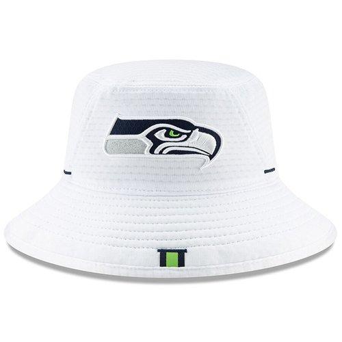 5d7c115e New Era Seattle Seahawks Official Training Camp Bucket Hat