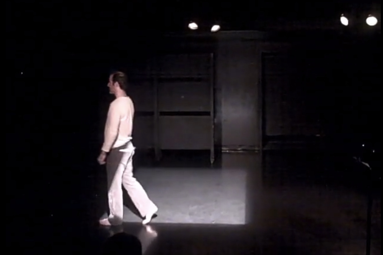 Some Things About Me or, Even the Night Has Corners (Music + Dance, 2011)