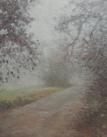 Misty Morning Monte Rio