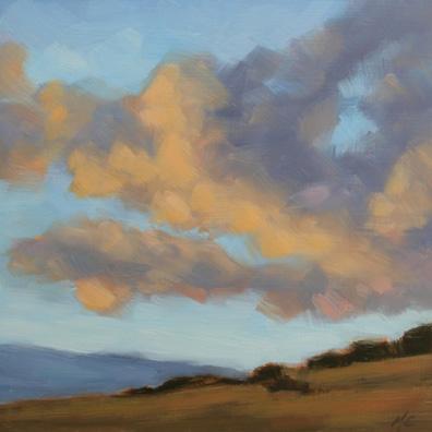 Golden Hour Clouds