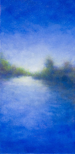 Blue Summer Light