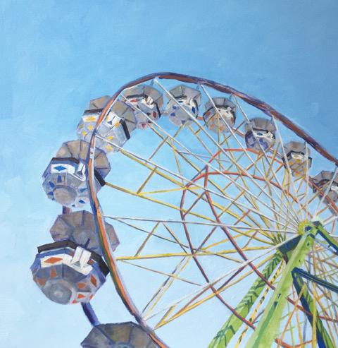 Once A Year (Marin County Fair)