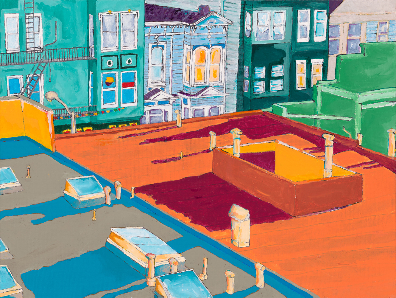 500 Block South West (Haight Street)