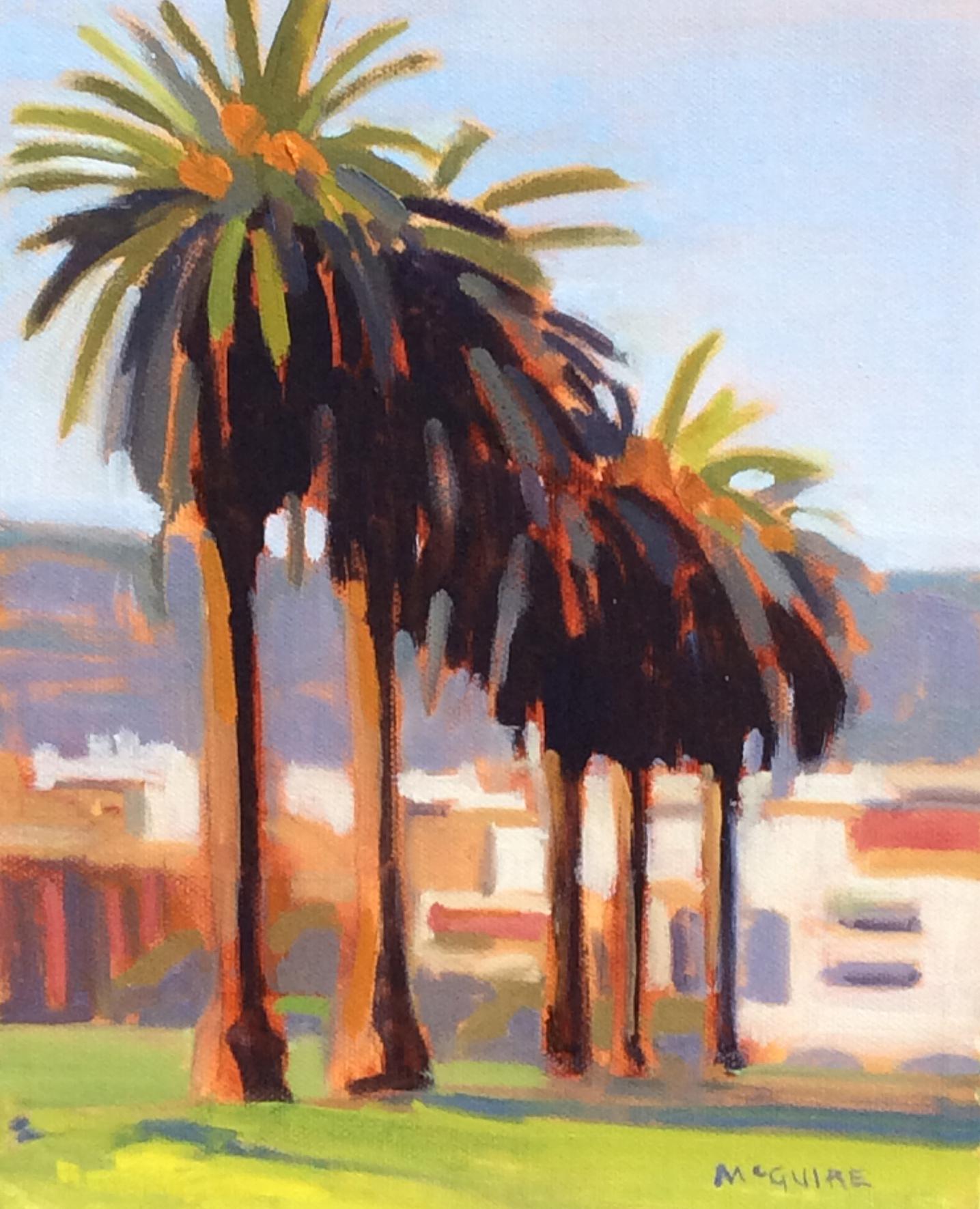 Palms at Ft. Mason