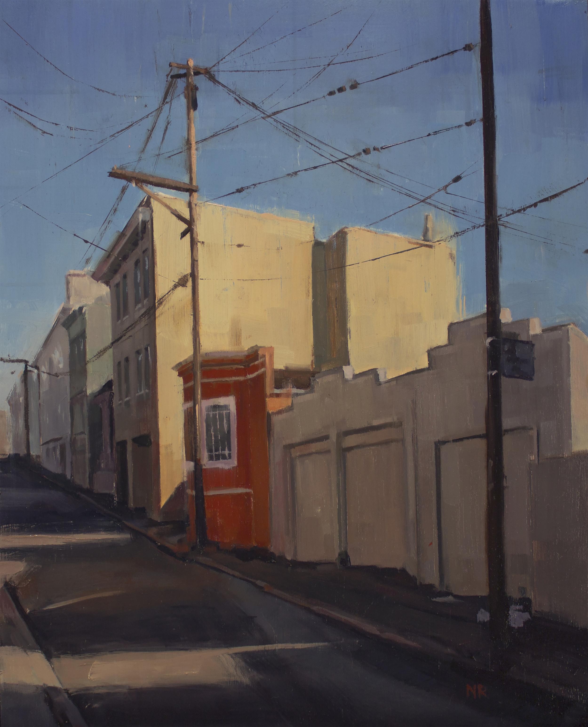 Orange House on Morrell Street