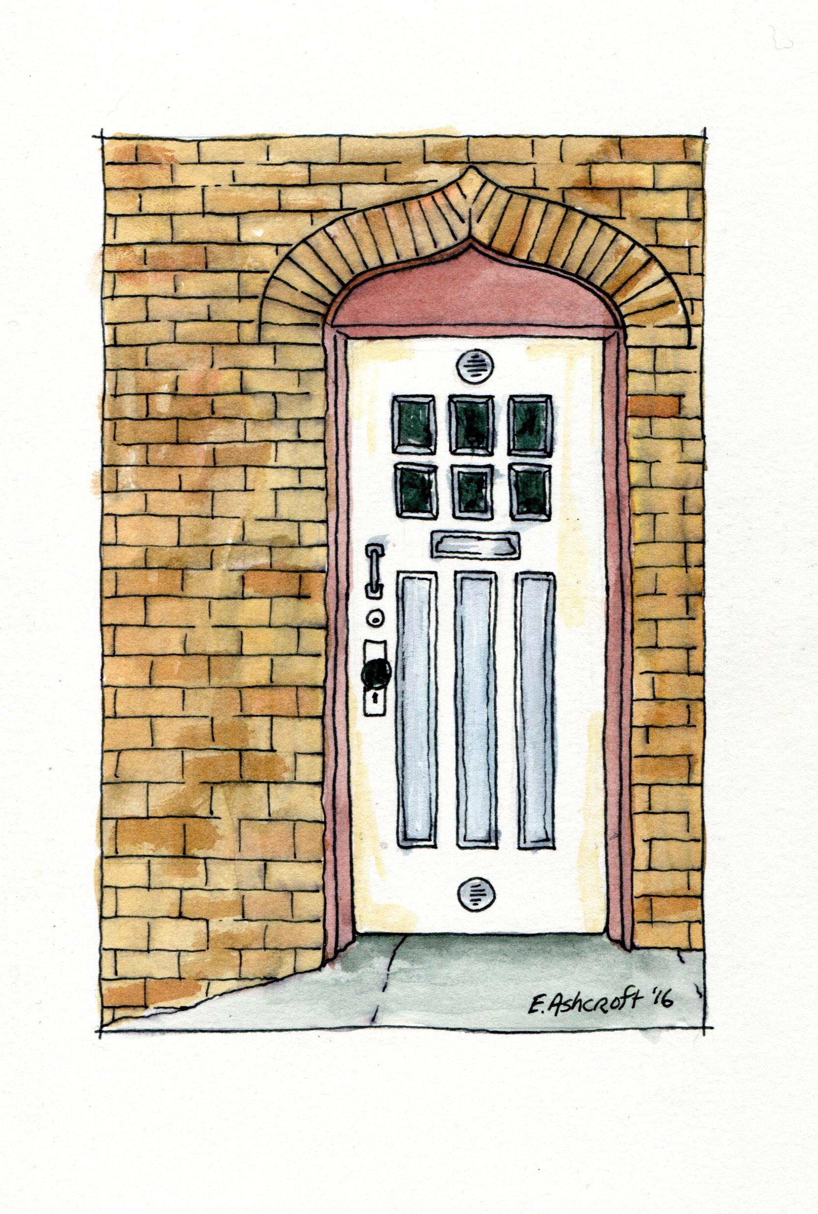 Larkin Doorway