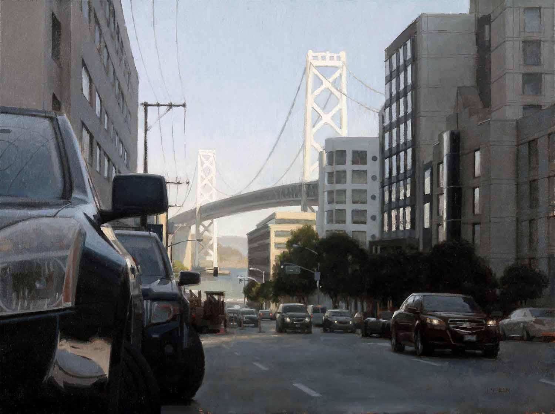 Bay Bridge at Midday