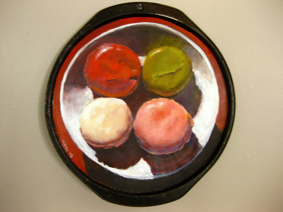4 Macarons #2