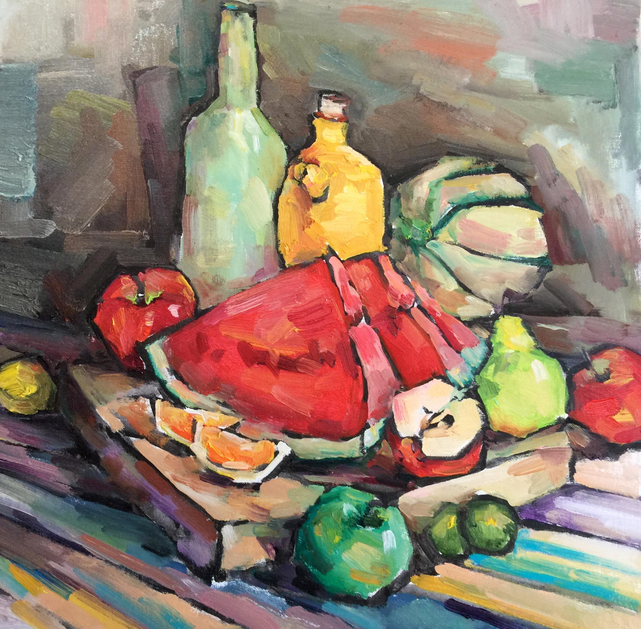 Symphony of Fruits