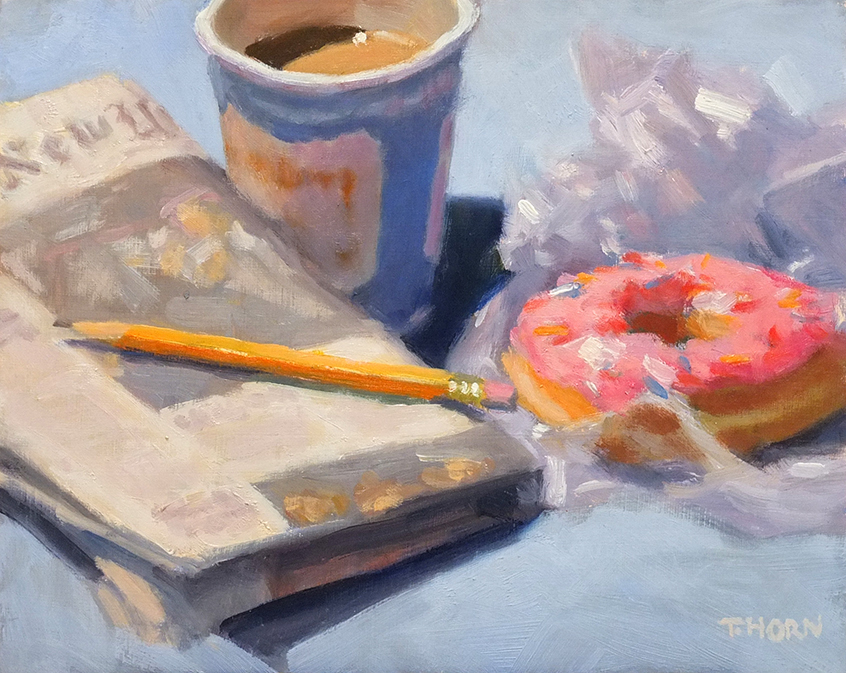 Coffee, Sugar, Paper