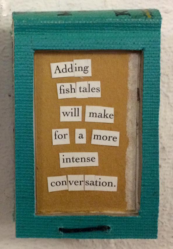 Adding Fish Tales
